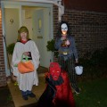 Halloween with friends in Kingston
